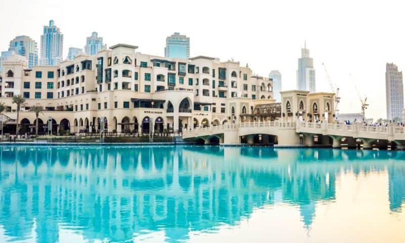 Los centros comerciales más grandes del mundo: Dubai Mall
