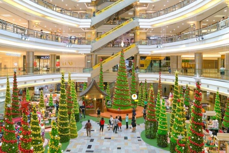 Los centros comerciales más grandes del mundo - Utama