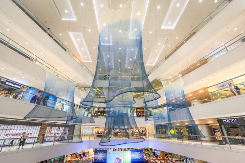 Los centros comerciales más grandes del mundo: SM Mega Mall