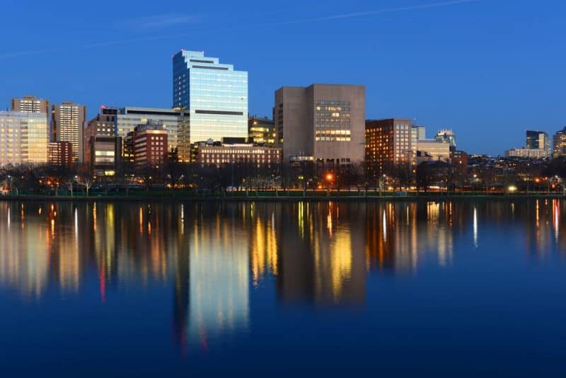 Hospitales más avanzados: Hospital General de Massachusetts