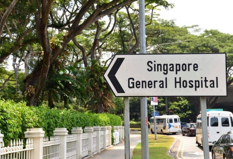 Hospitales más avanzados - Hospital General de Singapur