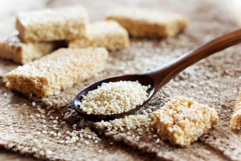 Las semillas más nutritivas - sésamo