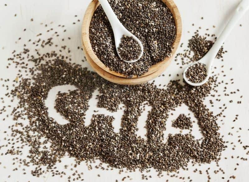 Las semillas más nutritivas - semillas de chía