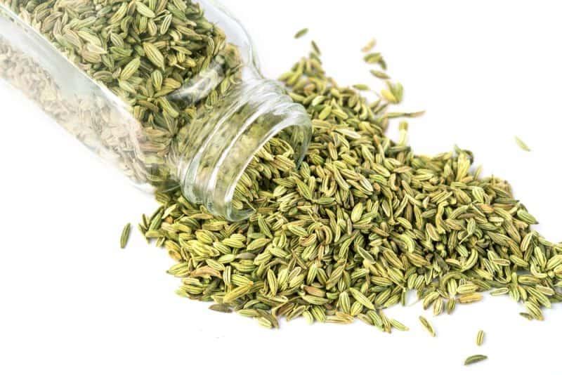 Las semillas más nutritivas: semillas de hinojo