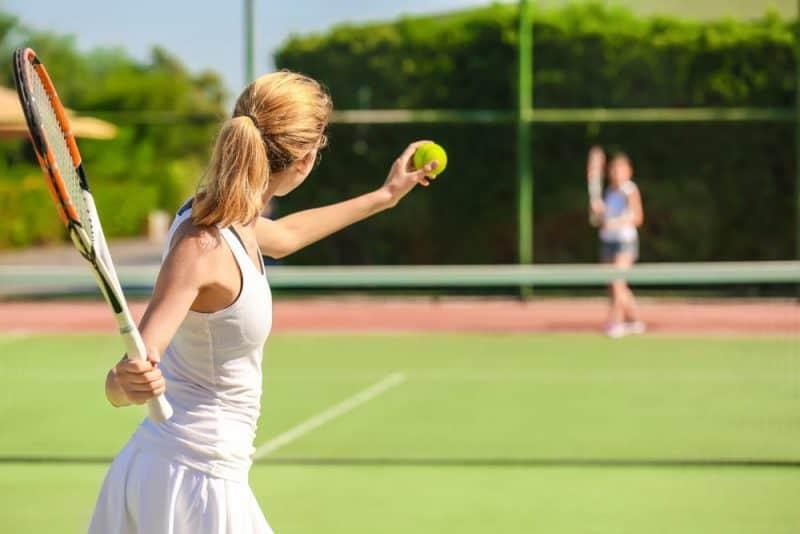 Los deportes más populares para las niñas: tenis