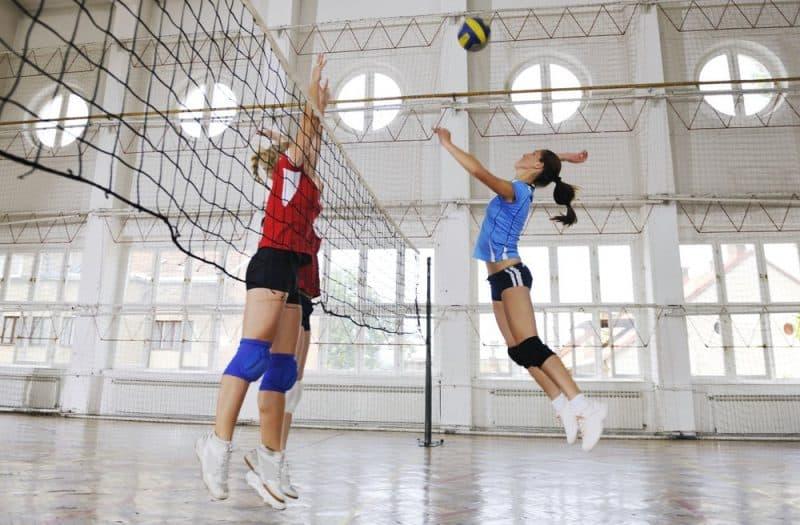 Los deportes más populares para las niñas: voleibol