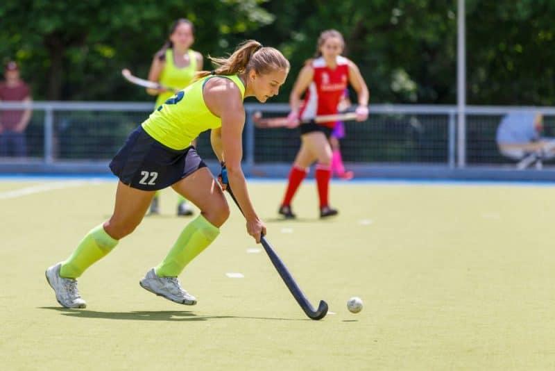 Los deportes más populares para las niñas: hockey sobre césped