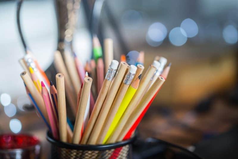 Los productos más peligrosos en la escuela: bolígrafos y bolígrafos