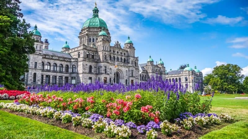 Los países más pacíficos: Canadá