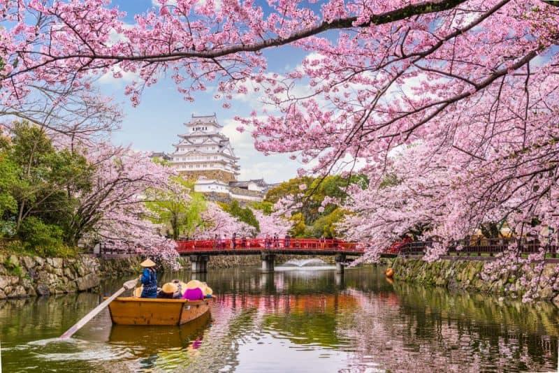 Los países más pacíficos: Japón