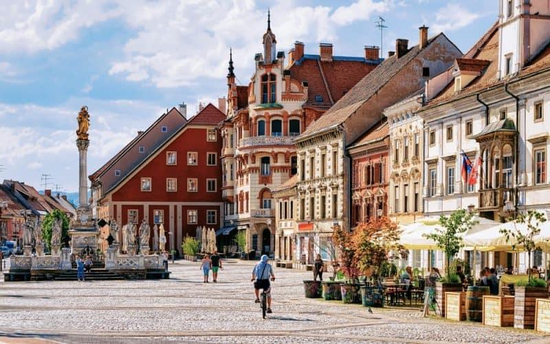 Los países más pacíficos - Eslovenia