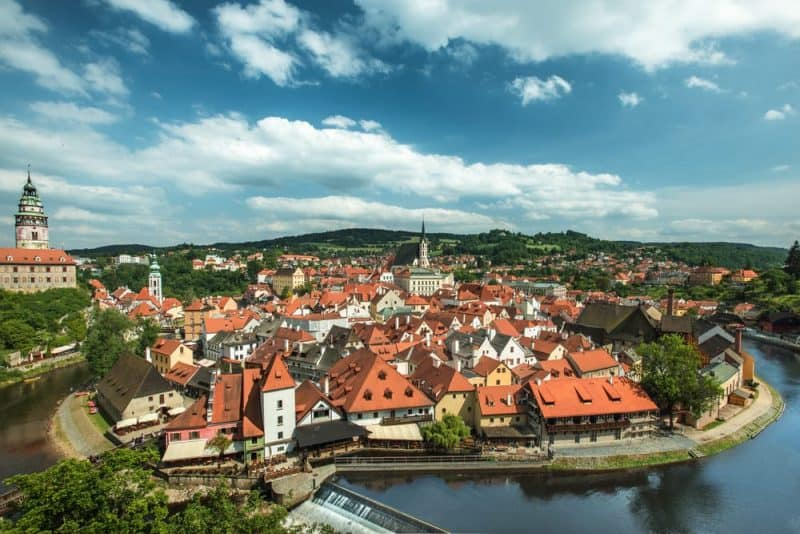 Países más pacíficos: República Checa