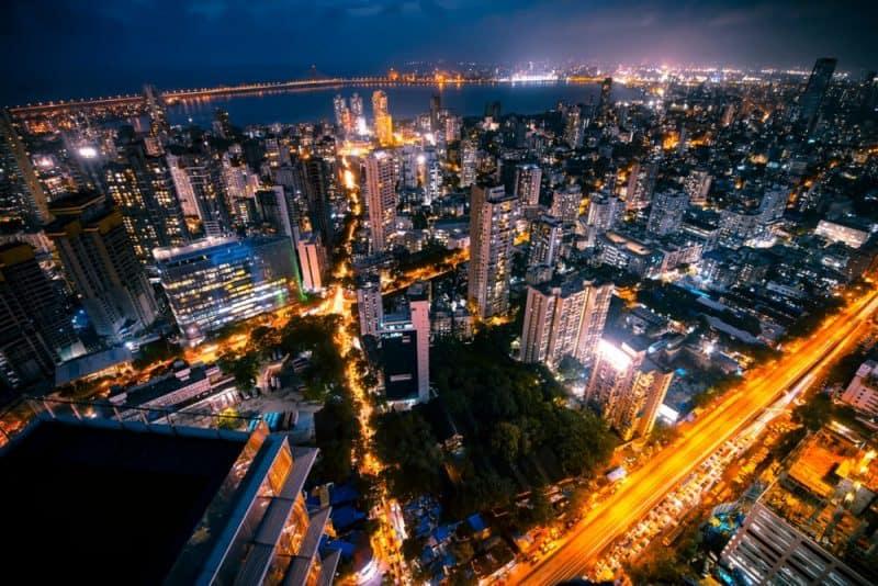 ciudades más concurridas del mundo - Bombay