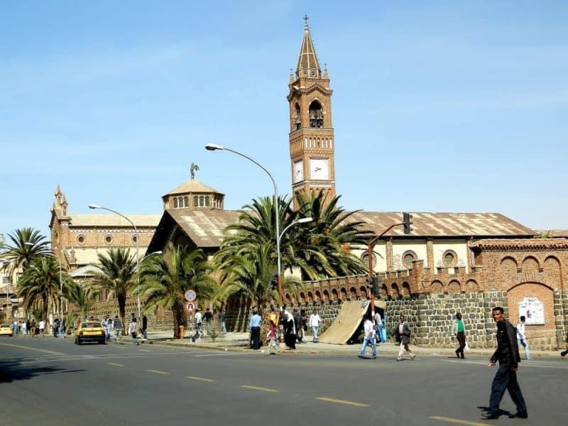 Países con las leyes más estrictas: Eritrea