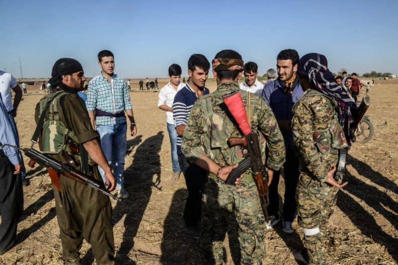 Países con las leyes más estrictas: Siria