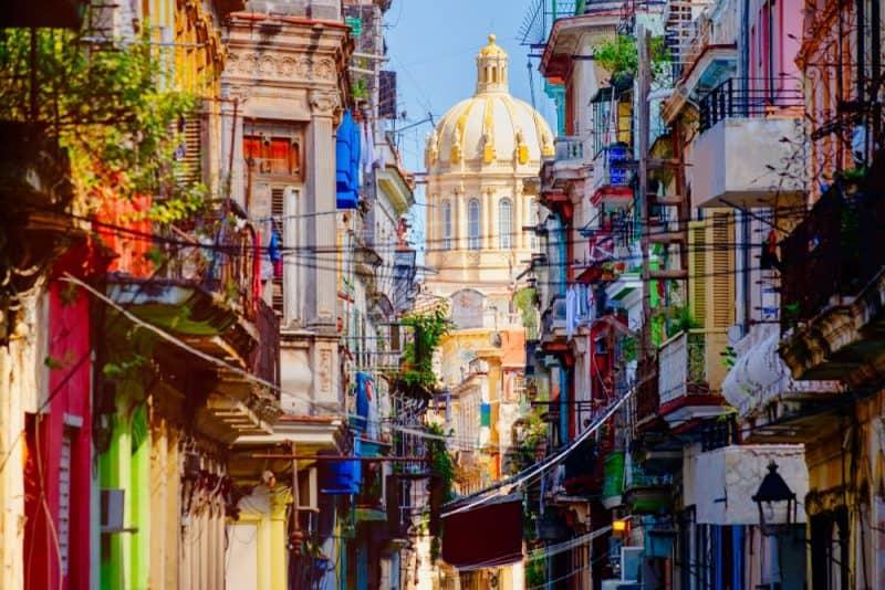 Países con las leyes más estrictas - Cuba