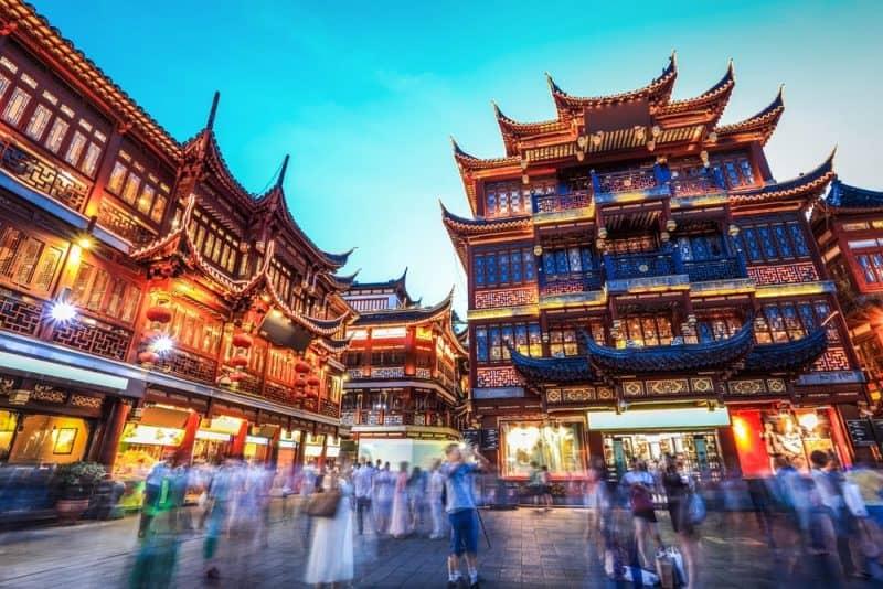 Países con las leyes más estrictas: China