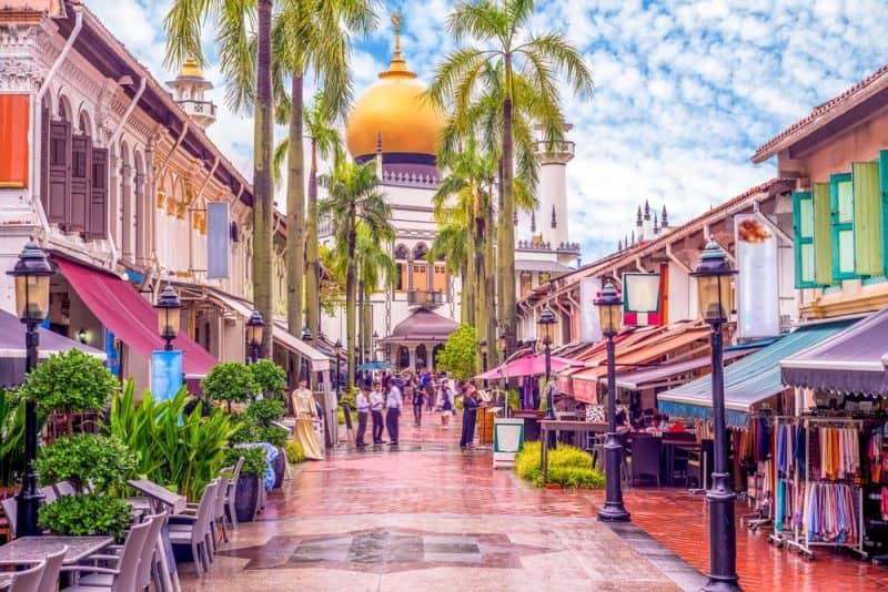 Países con las leyes más estrictas: Singapur