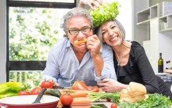 10 alimentos más saludables para personas mayores 10