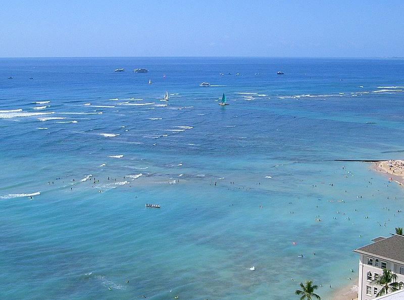 Playas en Hawái