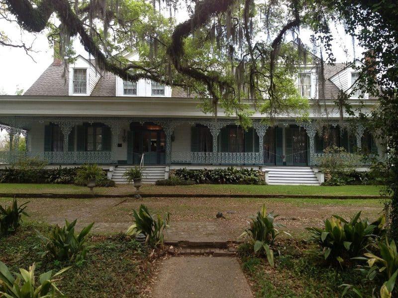 Los lugares más encantados de Louisiana