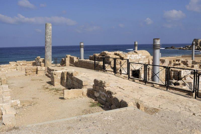 Principales atracciones de Israel: Cesarea