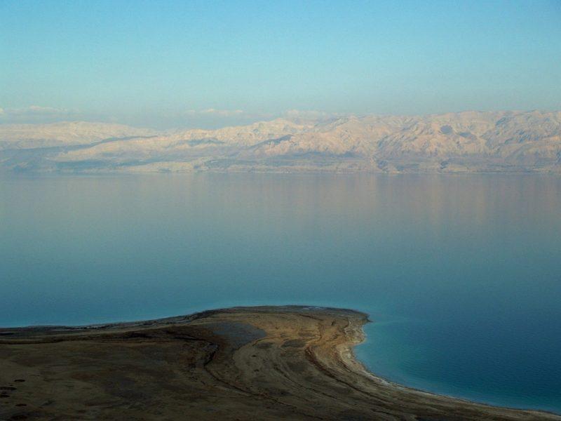 Principales atracciones de Israel: Mar Muerto