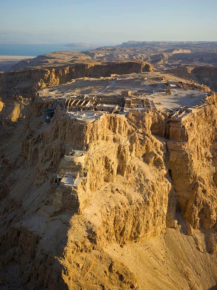 Principales atracciones de Israel: Masada