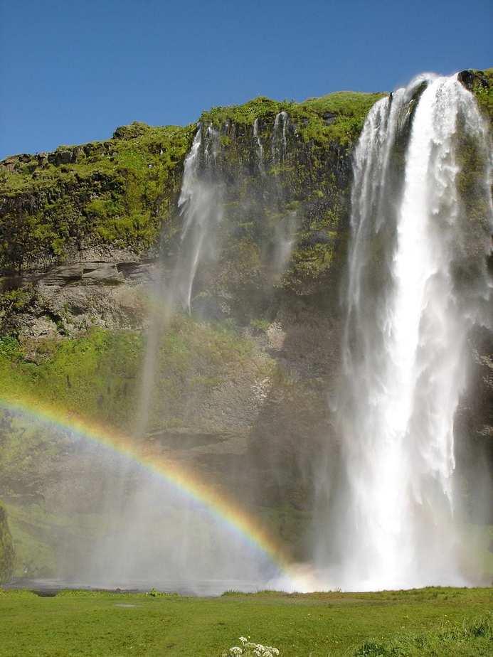 Ver atracciones acuáticas en Islandia
