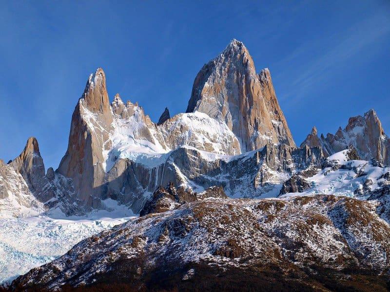 Principales atracciones de Argentina: Monte Fitz Roy