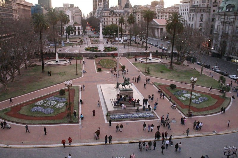 Mejores cosas para hacer en argentina: buenos aires (fuente: wiki)