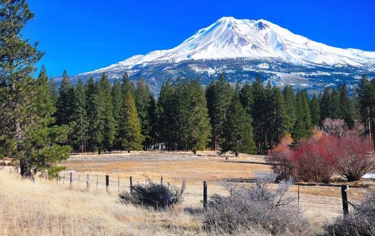 Lugares naturales para visitar en California
