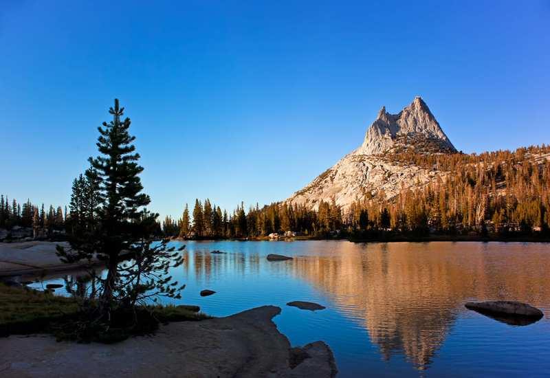 10 lugares naturales increíbles en California 1