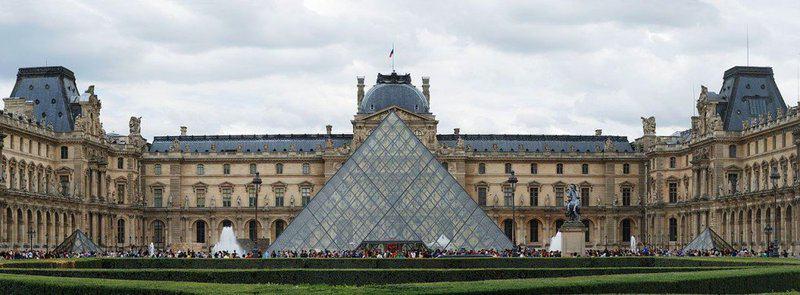 Principales atracciones de París: Le Louvre