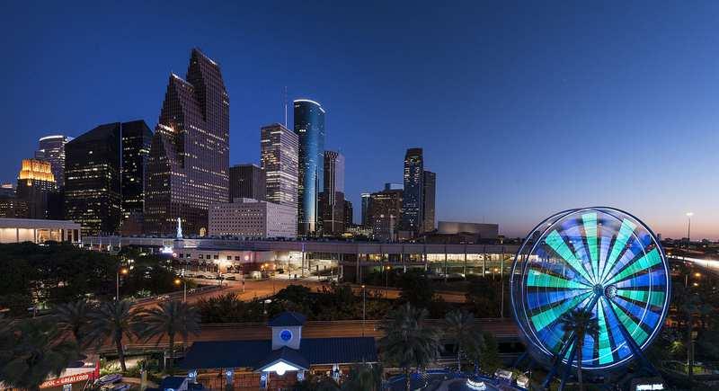 Lugares interesantes en Houston, Texas