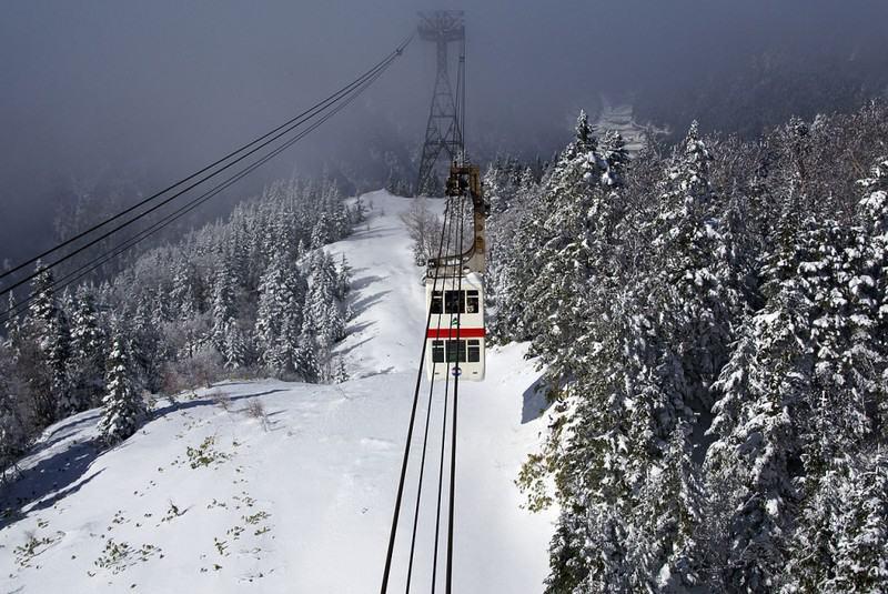 Los 10 ascensores más increíbles del mundo: Mount Hotaka