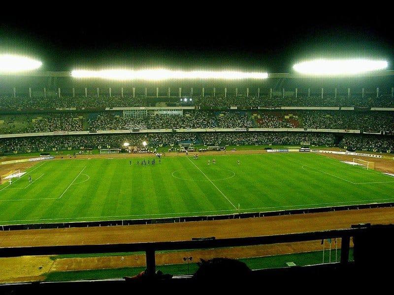 10 estadios más grandes del mundo: Salt Lake Stadium en Kolkata, India