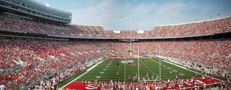 Ohio Stadium, Columbus, OH, Estados Unidos