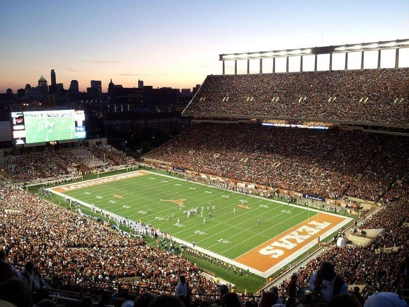 Darrell K. Royal-Texas Memorial Stadium, Austin, TX, Estados Unidos