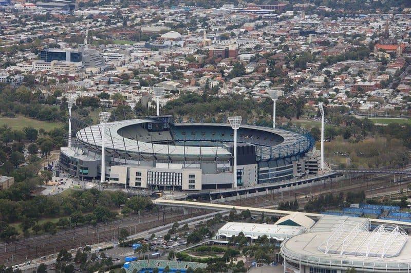 Melbourne Cricket Ground (MCG): los estadios más grandes del mundo