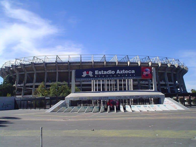 10 estadios más grandes del mundo: Estadio Azteca, México