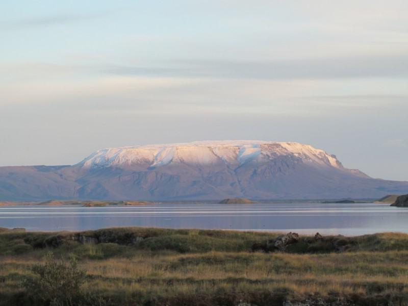 Las mejores cosas para hacer en islandia: lago myvatn