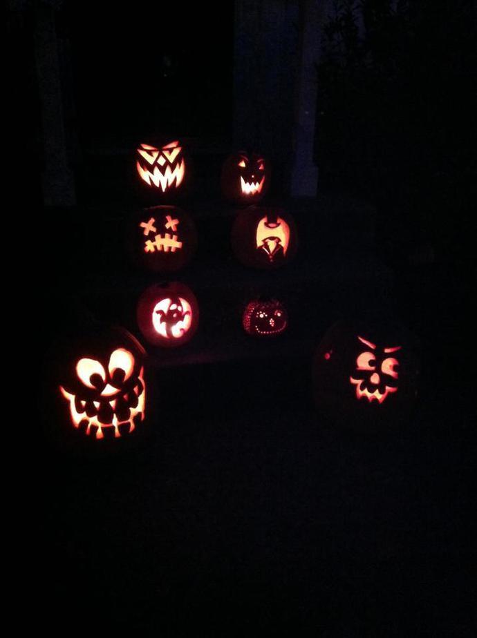 Ciudades de Halloween en América