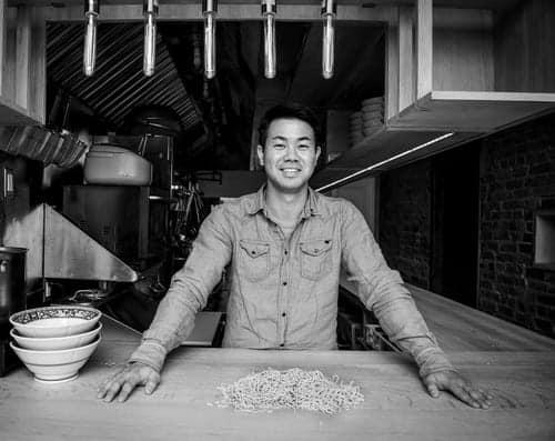 Restaurantes de ramen en el mundo