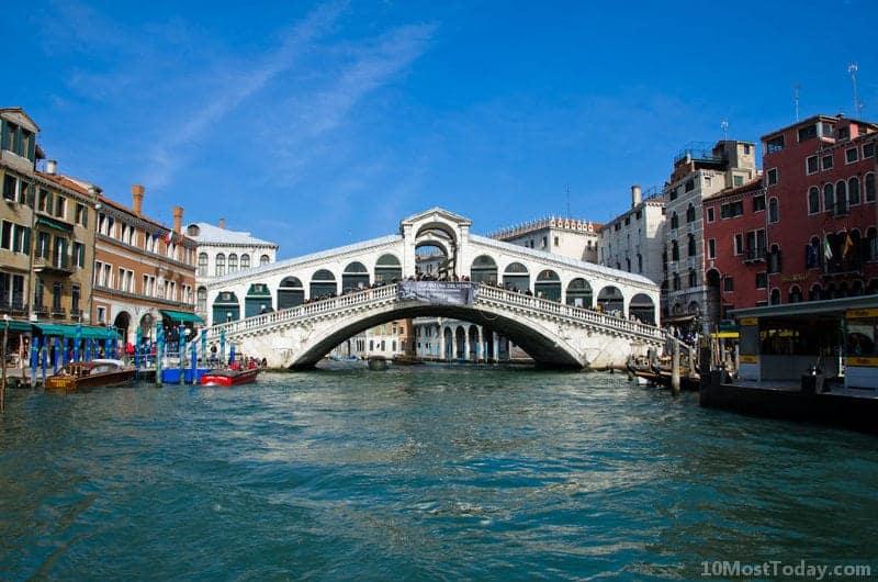 Principales atracciones de Venecia