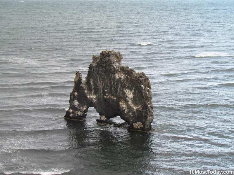 Las pilas de mar más increíbles