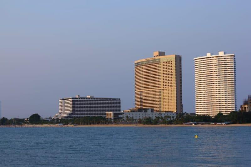 Hoteles más grandes