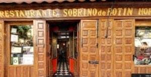 Restaurantes en España