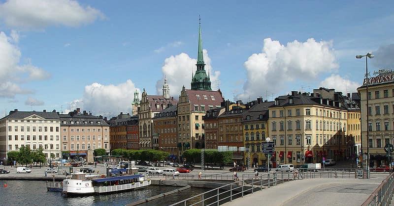 Ciudades medievales mejor conservadas: Estocolmo
