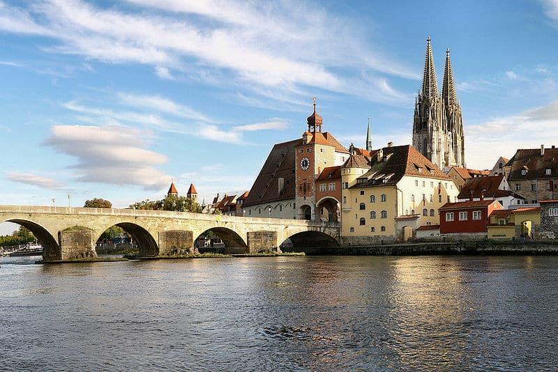 Ciudades medievales mejor conservadas: Ratisbona